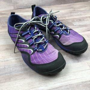 Merrell Vibram Purple Outdoor Running Shoe